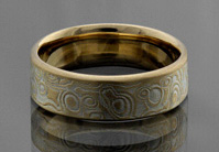 raindrop_pattern_mokume_ring